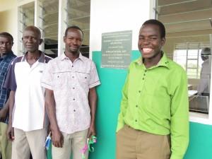 Teachers at Lutuk Community School