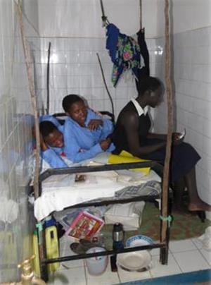 Kitgum Girls Dorm