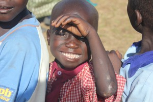 St Kizito ECD boy smileee