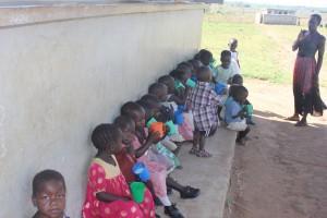 St Kizito it's porridge time!