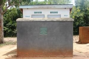 Teachers' latrines