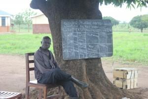 Work plan-Palukere Primary School