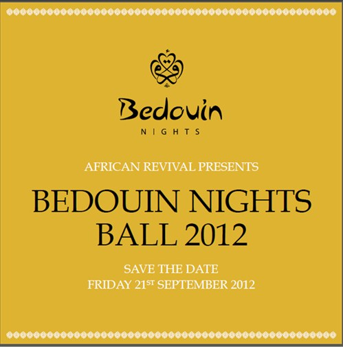 Bedouin Nights Flyer