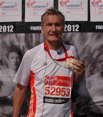 Steve Marathon 2012 Finish Edit