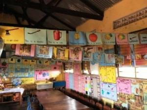 Tuesday or Thursday - Anaka classroom