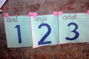 Acholi Numbers