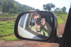 Car Selfie - Abim