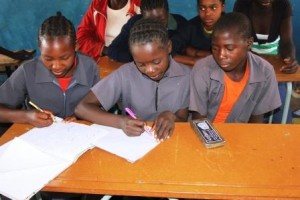 working pupils