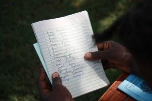 Evalyn's logbook