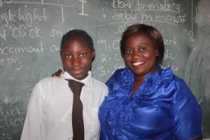 Family 1 Mrs Shapota & Martha
